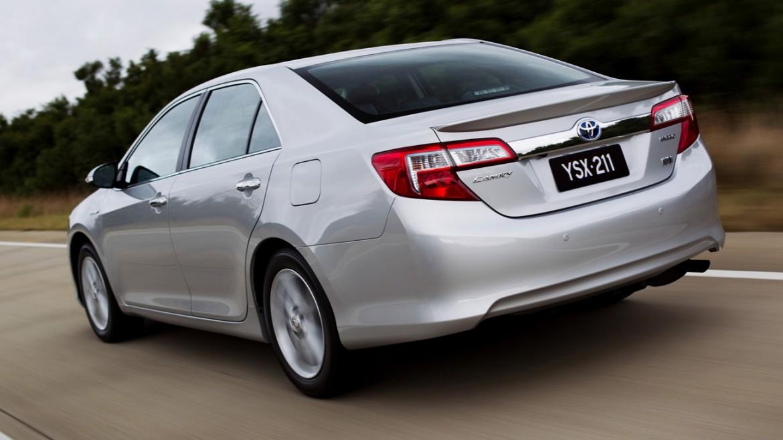 2012 Toyota Camry Hybrid - Camry HL