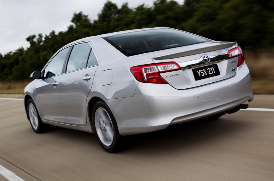 Top 5 Common Toyota Camry Repair Problems