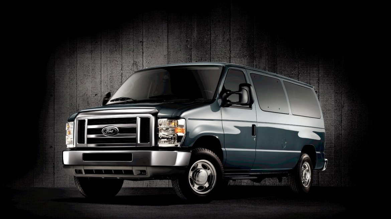 Ford-E-series-Van