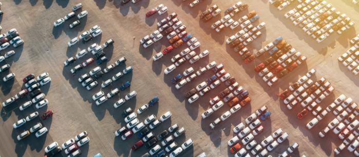 rental vehicle inventory management