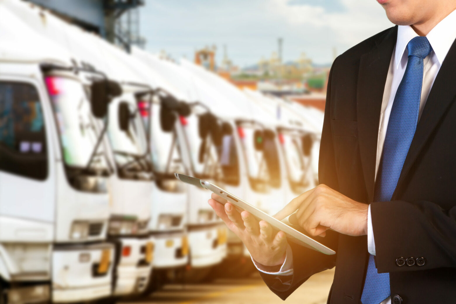 Rental Fleet Counter System Integration